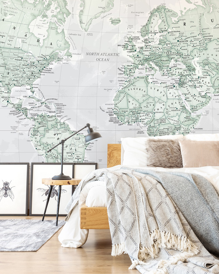giant-map-mural-in-bedroom