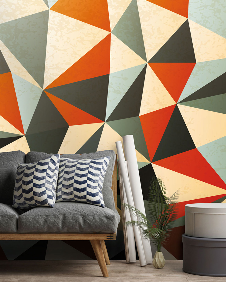 giant-geometric-mural-in-lounge