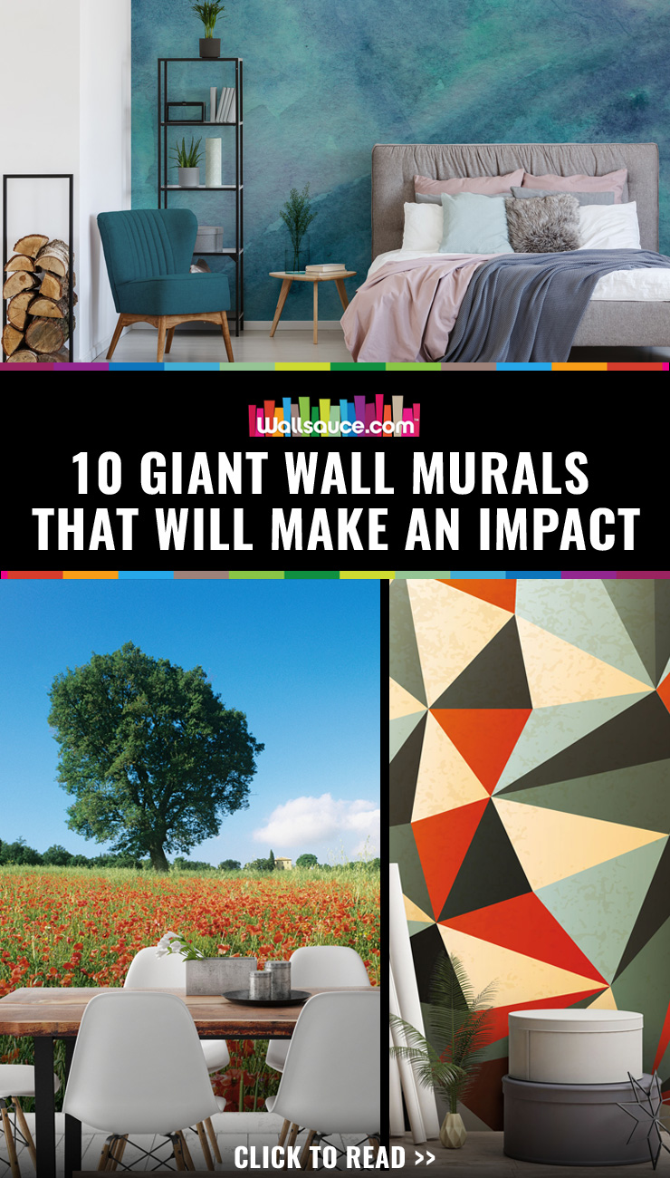 10 giant wall murals that will make an impact
