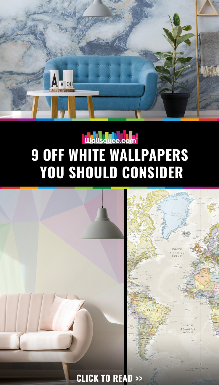 9 Off White Wallpapers You Should Consider