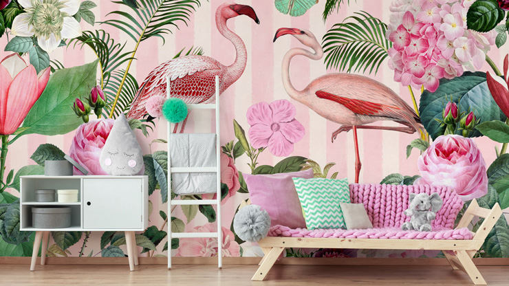 teen girl bedroom idea