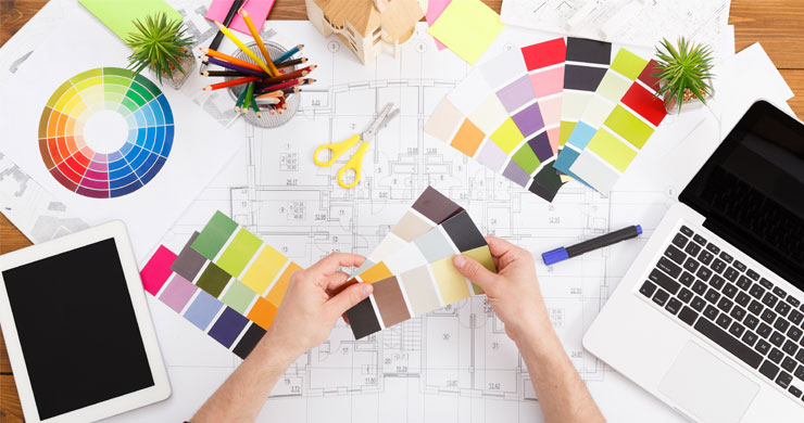 Learn how to become an interior designer