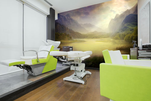wallpaper for salons and spas amp relaxing spa wall murals relaxing beach self adhesive wall mural contemporary