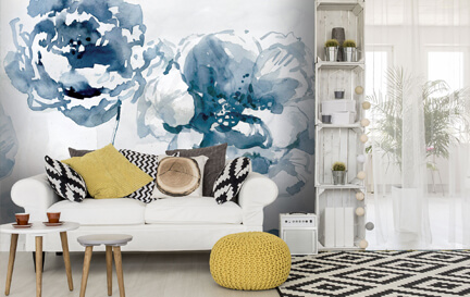 Botanical Wallpaper Wallpaper Murals