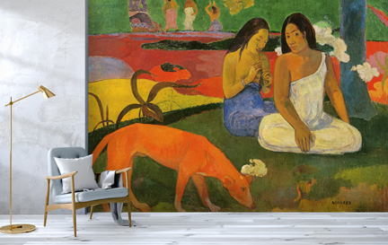 Gauguin, Paul Wallpaper Murals
