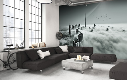 Black and White Wallpaper Wallpaper Murals