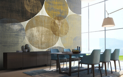 Circle Wallpaper Wallpaper Murals