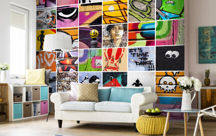 Square Wallpaper Wallpaper Murals