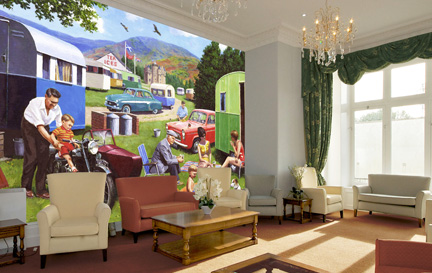 Kevin Walsh Wallpaper Murals