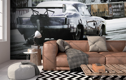American Motorsport Wallpaper Murals