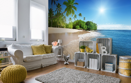 Beach Wallpaper Murals