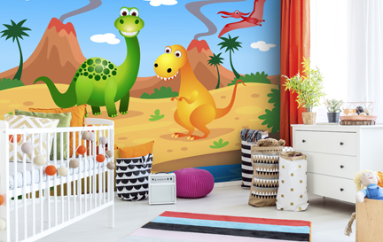 Childrens Wallpaper Wallpaper Murals