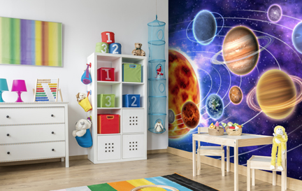 Space Wallpaper Murals
