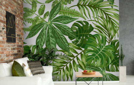 Living Room Wallpaper Wallpaper Murals