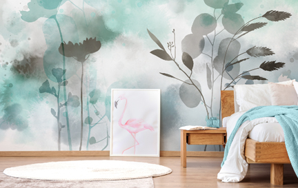 Katy Clemmans Wallpaper Murals