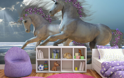 Unicorn Wallpaper Wallpaper Murals