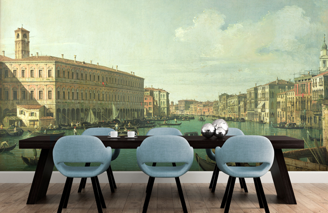 Canaletto Wallpaper Murals