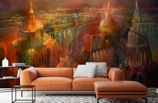 Annette Schmucker Wallpaper Murals