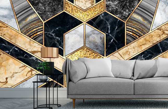 Art Deco Wallpaper Wallpaper Murals
