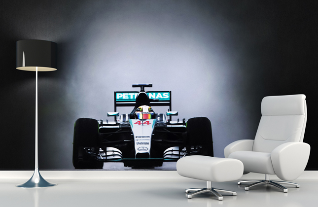 Formula 1 By Darren Heath Wallpaper Murals