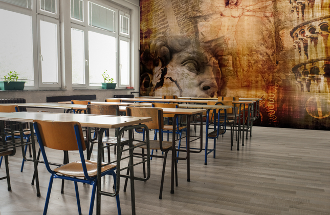 Educational Murals Wallpaper Murals