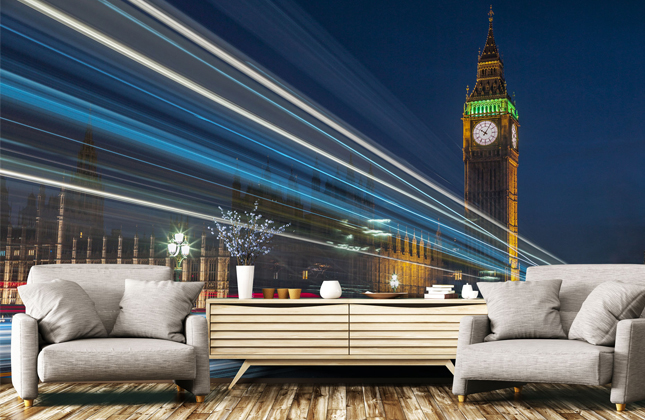London Wallpaper Wallpaper Murals