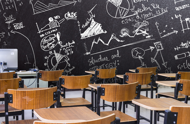 Maths Wallpaper Murals