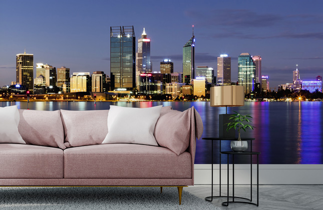 Perth Wallpaper Wallpaper Murals