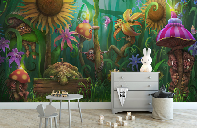 Philip Straub Wallpaper Murals