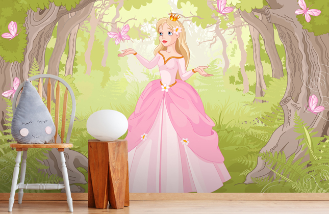 Princess Wallpaper Wallpaper Murals