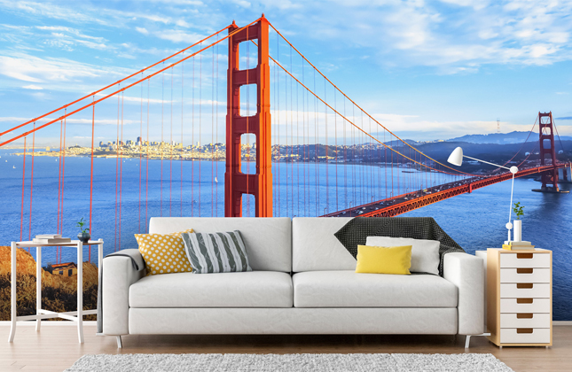 San Francisco Wallpaper Wallpaper Murals