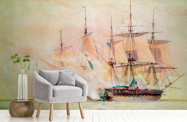 Schetsky, John Christian Wallpaper Murals