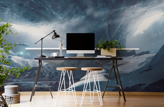 Simon Fetscher Wallpaper Murals