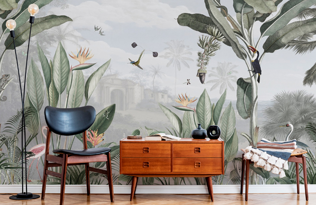 Sir Edward Wallpaper Murals