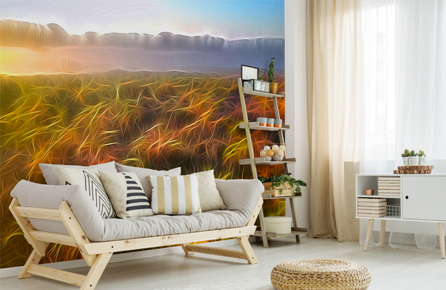 Suzanne Singleton Wallpaper Murals