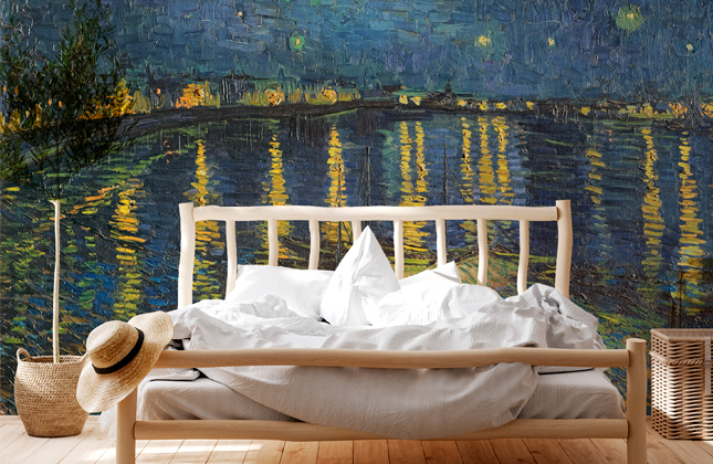 Gogh, Vincent van Wallpaper Murals