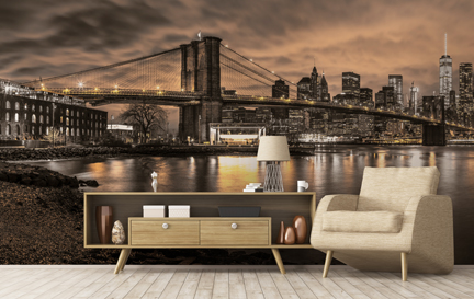 New York Wallpaper Wallpaper Murals