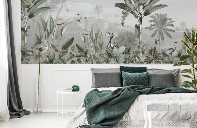 Panoramic Wallpaper Wallpaper Murals