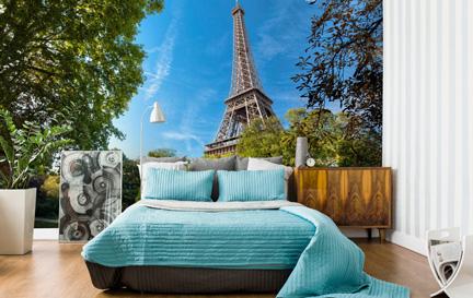 Paris Wallpaper Wall Murals Wallsauce Us