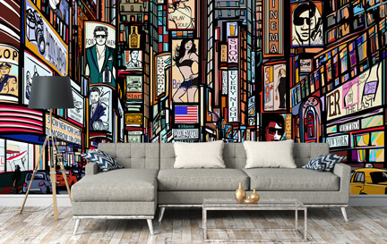 Retro Wallpaper Wallpaper Murals