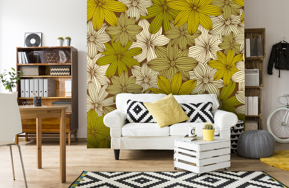 Yellow colour theory for home decor