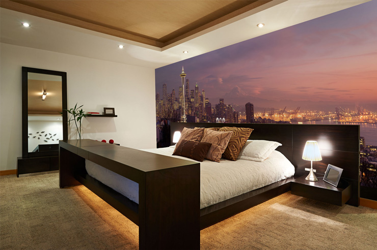 6 Sexy Bedroom Murals That Would Intrigue Christian Grey