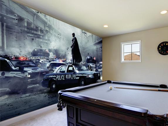 Batman The Dark Knight Rises Wall Mural 573×430 Píxeles | Murales  Impresos | Pinterest | Wallpaper Part 23
