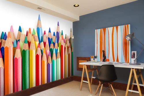 children 39 s bedroom wall murals children 39 s photo wallpaper. Black Bedroom Furniture Sets. Home Design Ideas