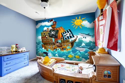 children s bedroom wall murals children s photo wallpaper beautiful wall mural for kids play room