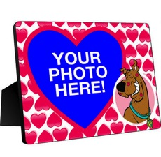 scooby doo photo frame
