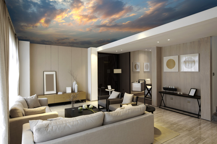 Ceiling Wallpaper Ideas And Designs For Any Room Wallsauce Us
