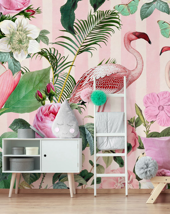Teen Girl Bedroom Ideas That Will Make Her WANT To Tidy Her Room | Wallsauce NZ