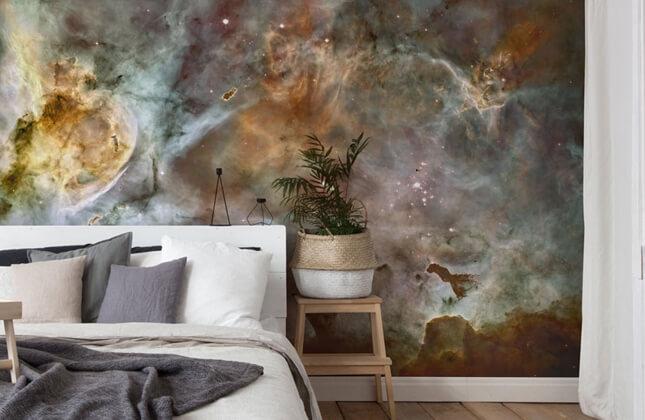 Space Wallpaper Wallsauce Uk