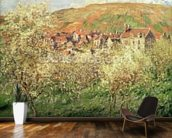 Apple Trees in Blossom, 1879 wall mural kitchen preview